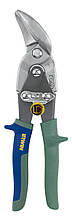 Ножницы по металлу правые IRWIN Aviation Snip Right Cut 102