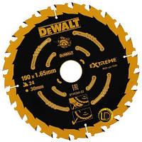 Пильный диск 190x30мм DeWALT DT10304