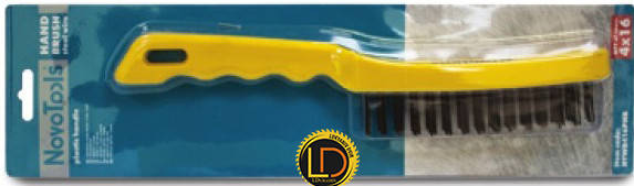 Щетка ручная NovoTools 4x16, фото 2