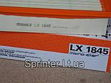 Фильтр воздушный MB Sprinter/VW Crafter, 06- KNECHT LX1845, фото 2