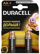DURACELL AA LR06 MN1500 1х2 шт.