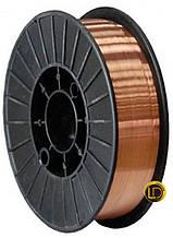 Проволока сварочная омедненная 0,8 мм ER70S-6 (ГОСТ 2246-70)