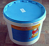 Краска латексная для крыш (шифер, оцинковка), минеральных, металлических и деревянных поверхностей 12 кг