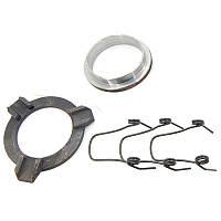 Комплект установки отжимного кольца ЮМЗ (без рычагов)