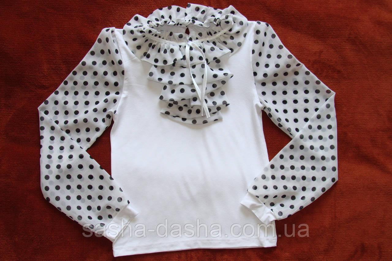 Блузки с длинным рукавом фото купить