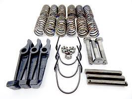 Набор корзины сцепления с/о (полный) А-41, ДТ-75