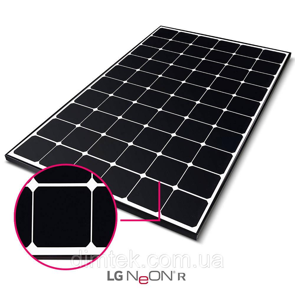 Фотомодуль LG Electronics mono back contact, LG365Q1CV5 - NEON R, Mono BC, 365ват
