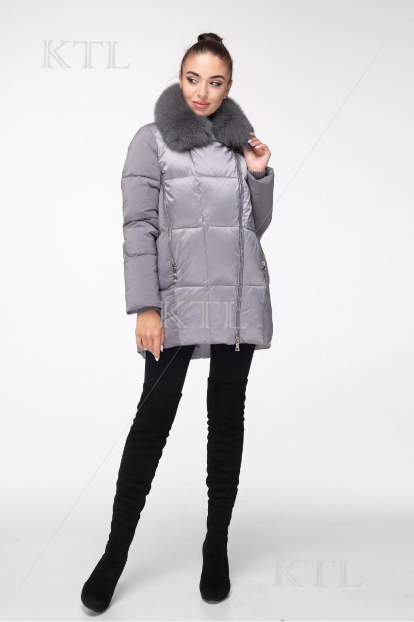 Куртка женская BATTERFLEI 1931 #оливковый