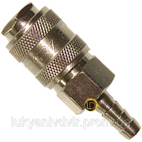 Быстроразъёмное соединение на шланг 6мм AIRKRAFT  , фото 2