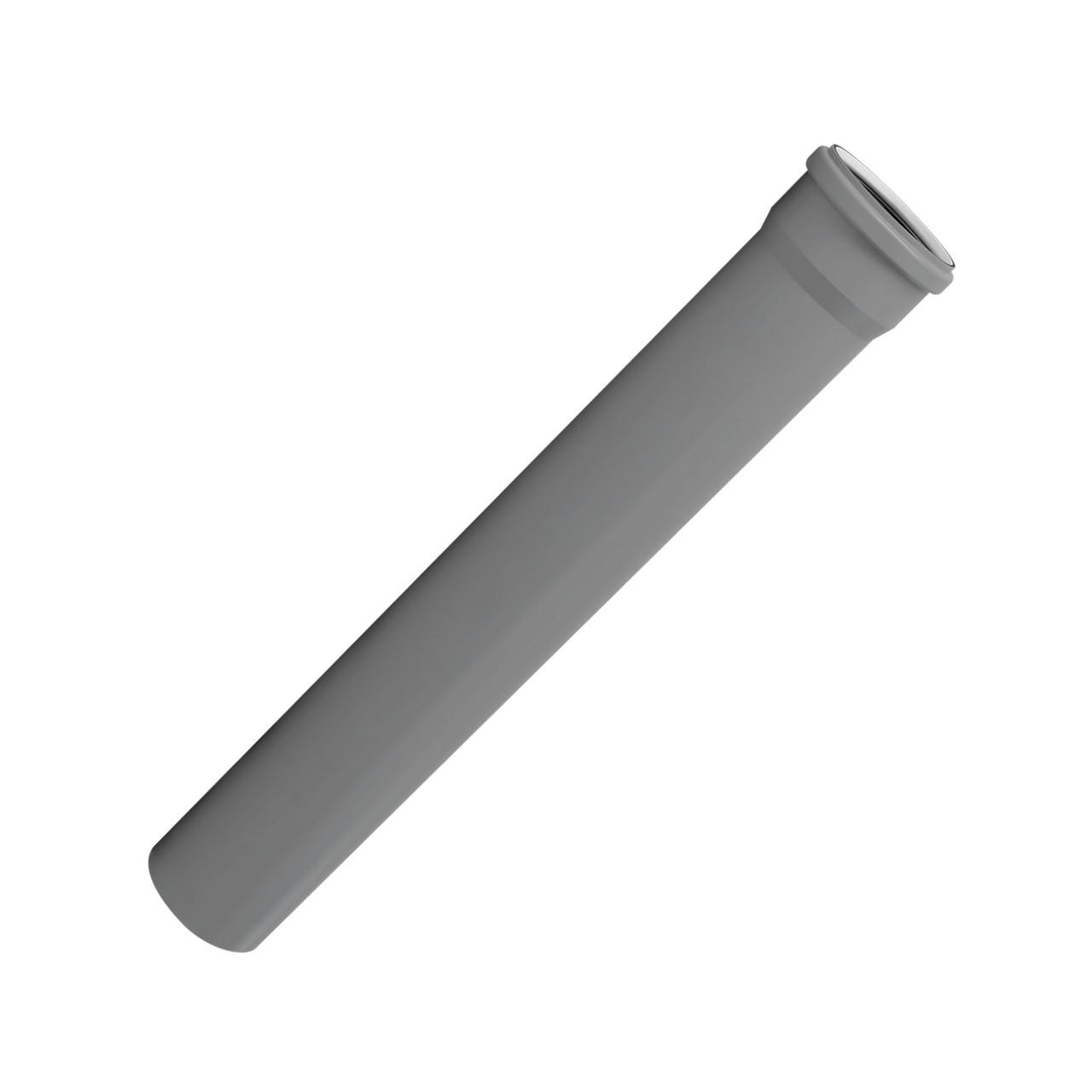 Труба с раструбом VALSIR PP3® Ø110 L=1500 мм 17 dB(A)