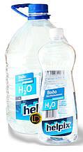 Вода деминерализованная 5л Helpix