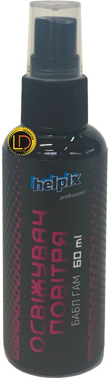 Освежитель воздуха Helpix Bubble Gum 60ml