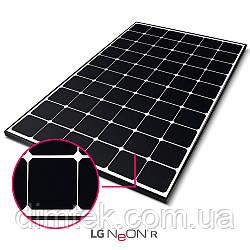 Фотомодуль LG Electronics mono back contact, LG370Q1CV5 - NEON R, Mono BC, 370ват