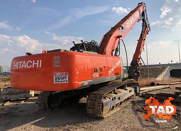 Гусеничный экскаватор HITACHI ZX450LCH Demolution (2006 г), фото 2