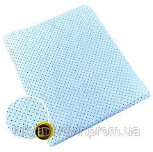 Профессиональная тряпка перфорированная синяя 40х50 см