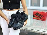 Женские кроссовки черные Nike М2K Tekno 8308