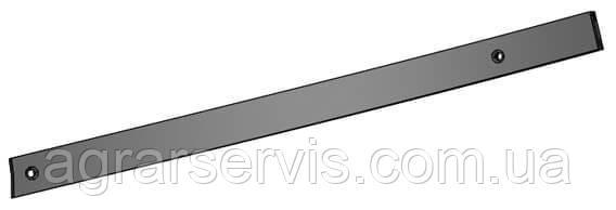 Смуга пластикова (перо) полиці відвалу, відвалу плуга права/ліва Lemken 3444030/3444031 Лемкен Tekrone Текрон
