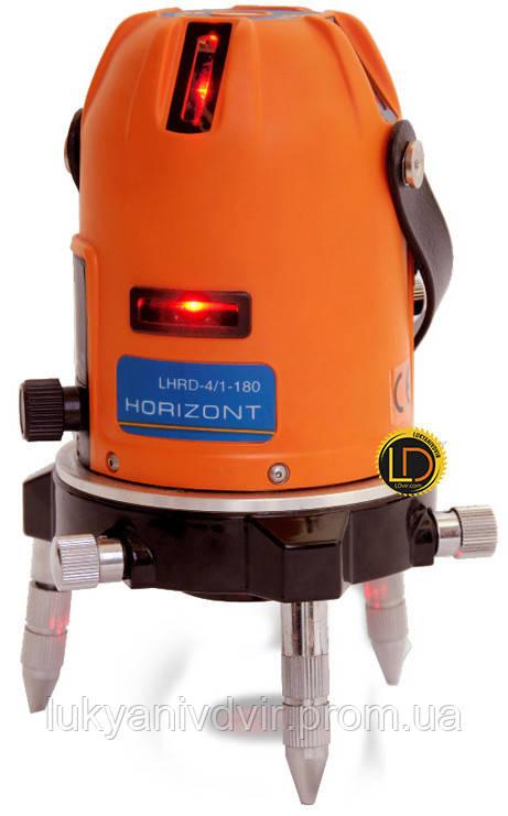 Лазерный нивелир серия Горизонт