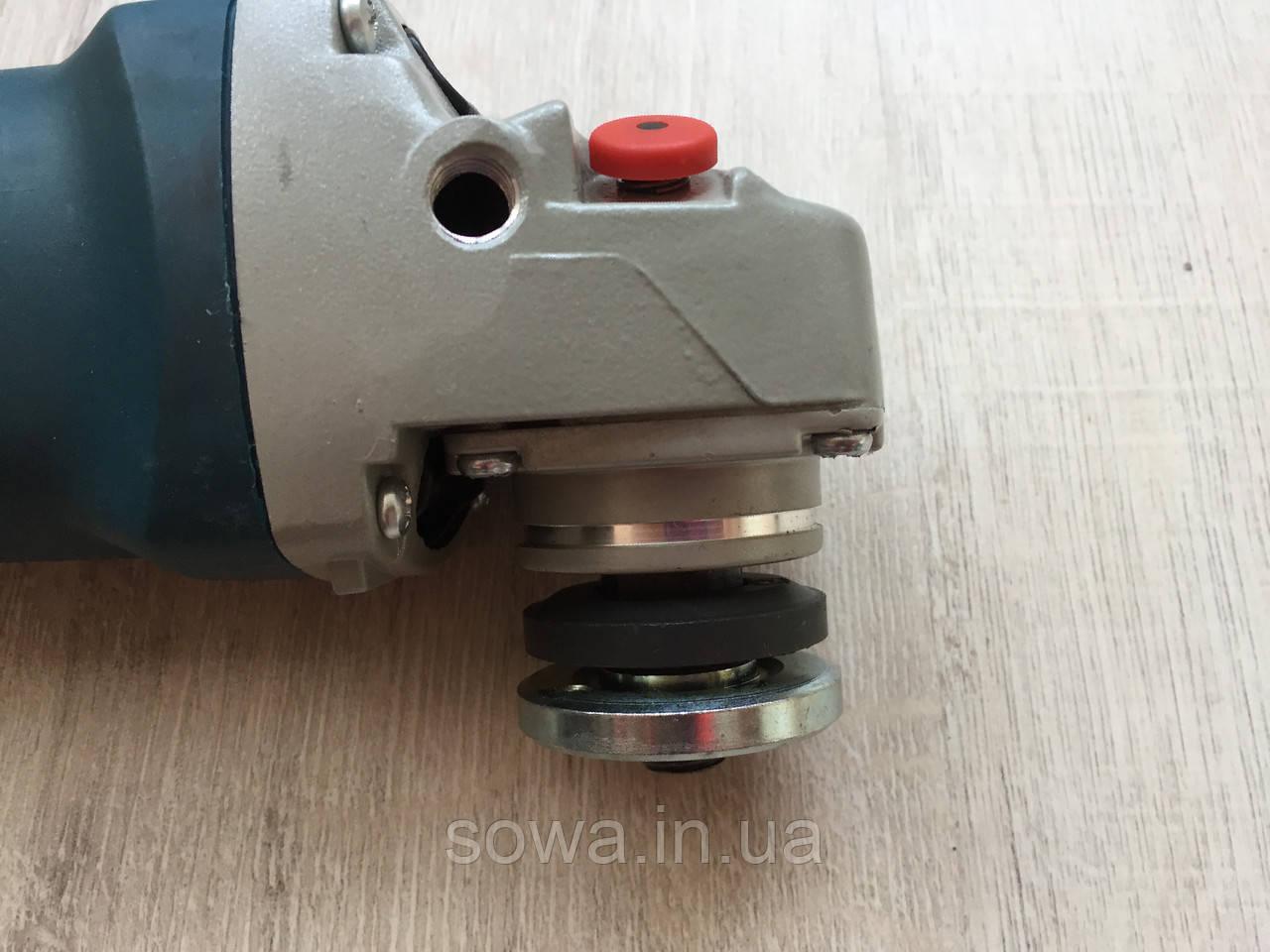 Болгарка BOSCH_ БОШ GWS1400 ( 1400 Вт, 125 мм ) + ПОДАРОК - фото 6