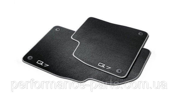 Коврики салона текстильные Audi Q7 4M1061270MNO