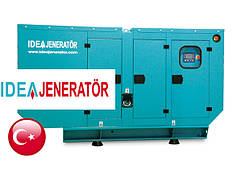 Дизельные генераторы IDEA GENERATOR с двигателем DHI