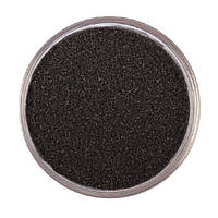 Цветной песок для песочной церемонии, черный, 400 грамм