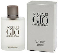 Acqua di Gio Giorgio Armani   (Аква Ди Джио Джорджио Армани)  100мл