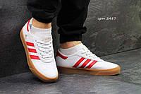 Кроссовки Adidas Adi-Ease Universal ADV белые 2487