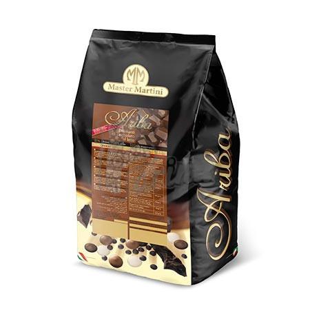 Шоколад молочний Аріба діаманти 31% 1 кг