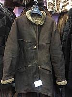 Дубленка мужская женская унисекс натуральная 50 52 размер дубленка из овчины натуральный мех