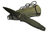 Нож шейный Smith & Wesson HRT BOOT, фото 2
