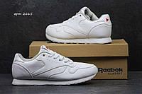 Кроссовки Reebok белые 2665