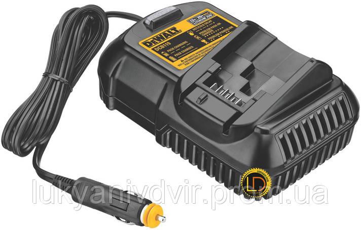 Зарядное устройство от прикуревателя DeWALT XR Li-lon 10,8 В-18,0 В, фото 2
