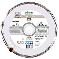 Алмазный диск Distar 1A1R 180x1.4/1.0x8.5x25.4 Gres ultra