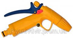 Пистолет-распылитель пластиковый с фиксатором потока Verano
