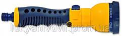 Распылитель 7-позиционный пластиковый выключателем Verano