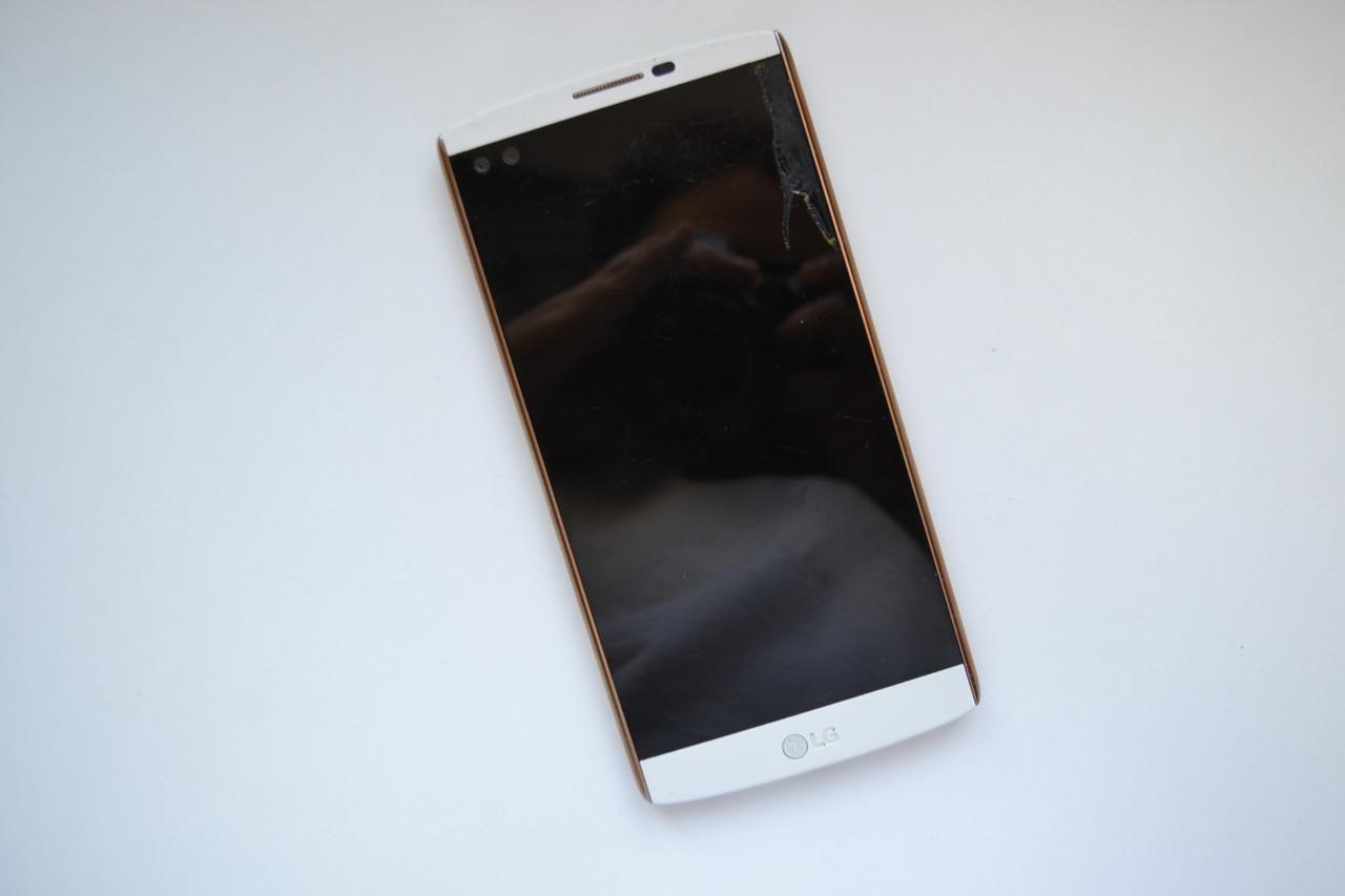 Смартфон LG V10 VS990 White - 4Gb RAM, 64Gb Оригинал!