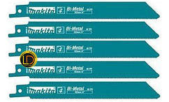 Полотно BIM для сабельной пилы Makita 152 мм 5 шт.