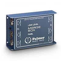 Пассивный двухканальный линейный сумматор Palmer Pro PMBL, фото 1