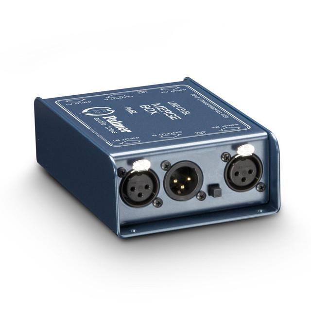 Пассивный двухканальный линейный сумматор Palmer Pro PMBL