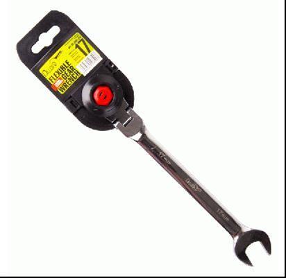 Ключ комбінований трещітк. з карданом 8 мм Alloid KТ-2081-8 К