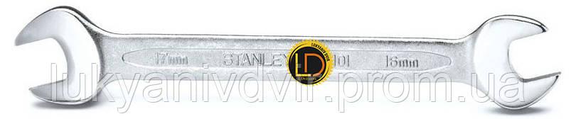 Ключ комбинированный STANLEY 20х22 мм