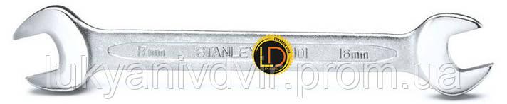 Ключ комбинированный STANLEY 20х22 мм, фото 2