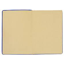 "Ежедневник А5 дат. ""Aldento"", интегр., PU, 386 стр., синий                                , фото 3"