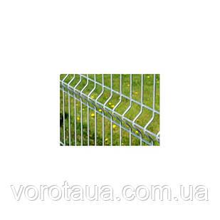 Секция оцинковка ЗАГРАДА ЭКО высота 1.7 м, длина 2.5 м