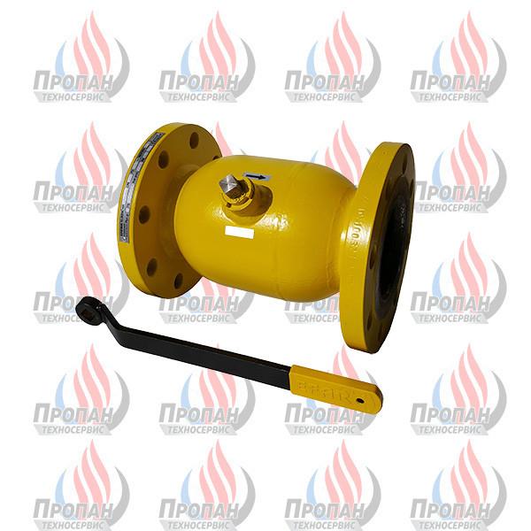 Кран шаровый фланцевый Efar WK 6ba PB DN 100 PN 40 для сжиженного газа