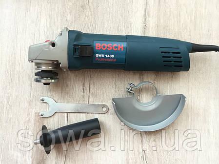 ✔️ Болгарка Bosch GWS1400 | УШМ бош, фото 2