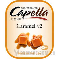 Ароматизатор Capella Caramel v2 (Карамель), фото 2