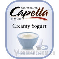 Ароматизатор Capella Creamy Yogurt (Йогурт), фото 2