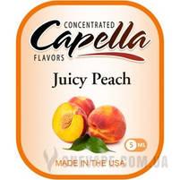 Ароматизатор Capella Juicy Peach (Соковитий Персик), фото 2